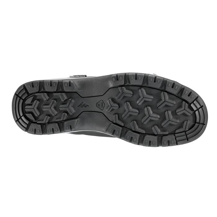 Wandelschoenen voor dames NH150 Protect grijs