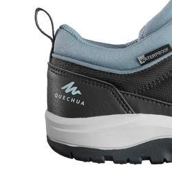 女款防水越野健行鞋NH150
