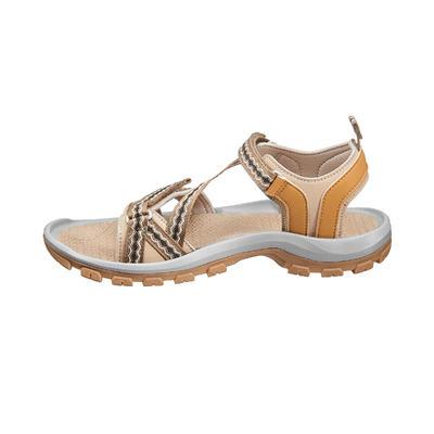 Жіночі сандалі NH110 для туризму - Бежеві
