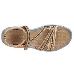 Sandales de randonnée nature NH110 beige femme