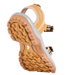 Women's NH110 Country Walking Sandals - Beige