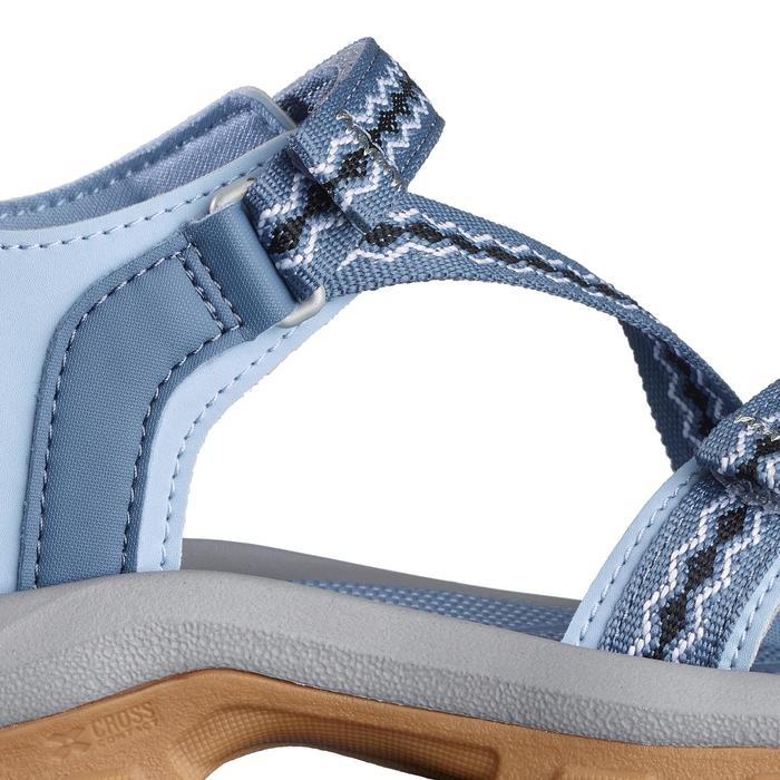 NH110 Women's Country Walking Sandals - Blue