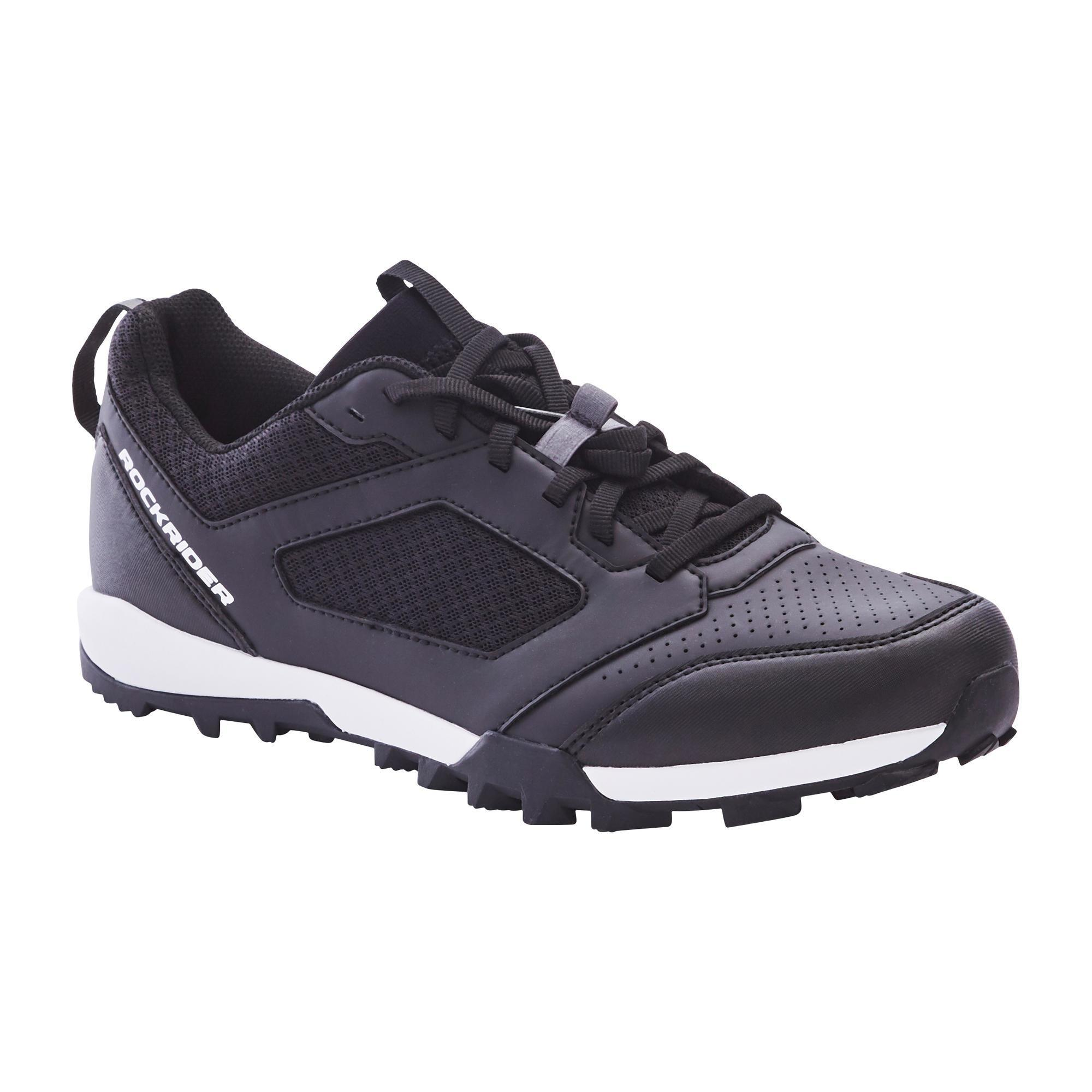 Rockrider MTB-schoenen ST 100 zwart