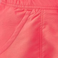 Shortrokje voor wandelen in de natuur NH100 roze dames