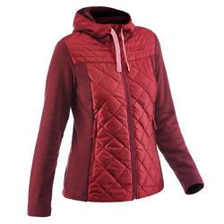 Damessweater voor hiking NH500