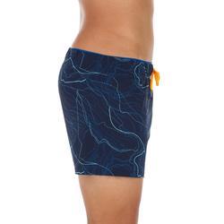 Korte zwemshort voor heren Swimshort 100 All Tog blauw