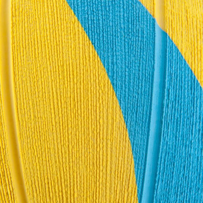 Waterpolobal 500 maat 4 geel blauw New