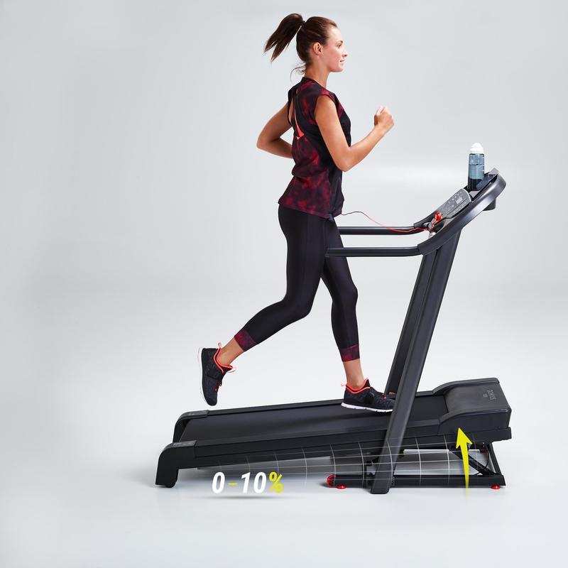 velocità ottimale del tapis roulant per la perdita di peso