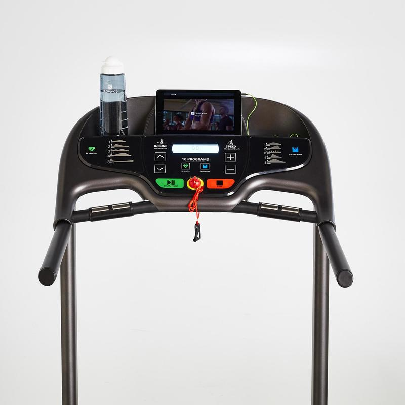 Cinta para correr electrica