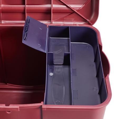 Ящик 700 для засобів догляду, для кінного спорту - Чорний