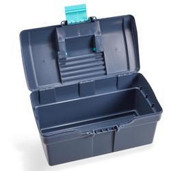 Caja de limpieza Equitación Fouganza 300 Gris Azulado