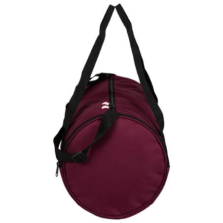 Fitness Cardio Training Bag 20 Litres - Burgundy
