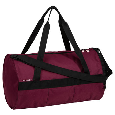 Fitness Bag 20L - Burgundy