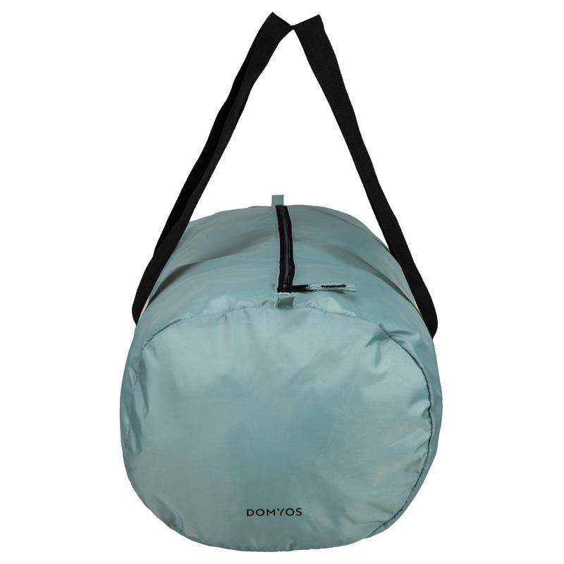 3ab8d53083ab Складная сумка для фитнеса, 30 л - Зеленая / Серая: купить ...