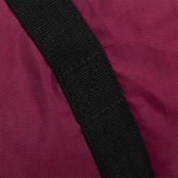 Tas Fitness Kardio Fold-Down 30 L - Burgundy