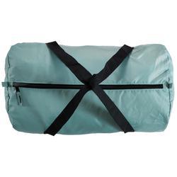 Bolsa de deportes gimnasio Cardio Fitness Domyos 30 litros Pocket plegable verde