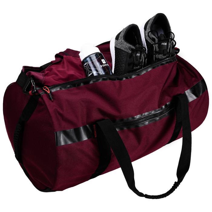 Sporttasche Fitness Cardio 55l bordeaux