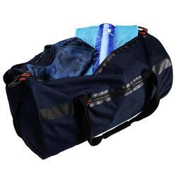 Sac de fitness 55L bleu