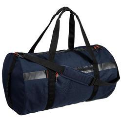 Bolsa de deporte gimnasio petate Cardio Fitness Domyos 55 litros azul