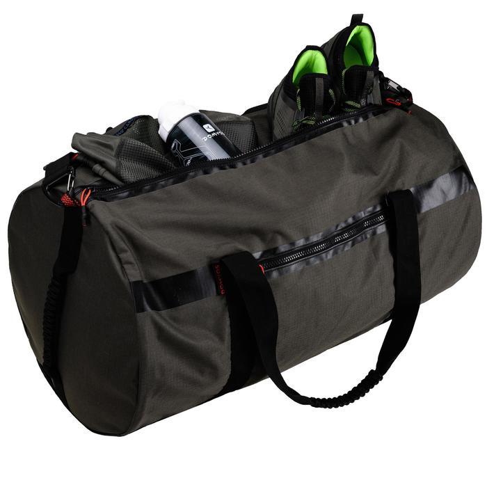 Sporttasche Power Cardio-/Fitnesstraining 55l khaki