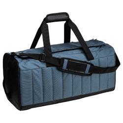 Bolsa de deporte gimnasio Cardio Fitness Domyos LikeAocker 40 litros gris