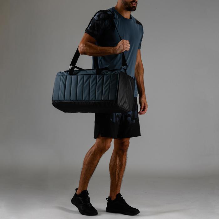 Bolsa fitness cardio-training 40 litros gris
