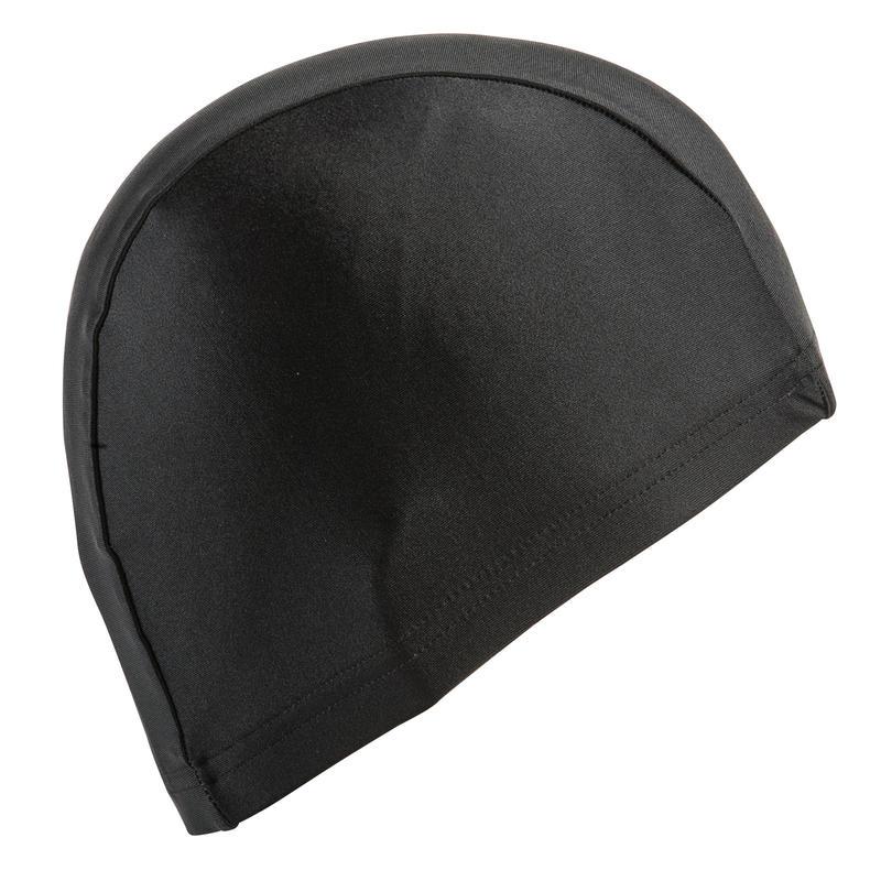 Swim Cap Mesh - Black
