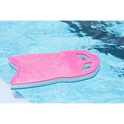 Schwimmbrett 100 blau/rosa