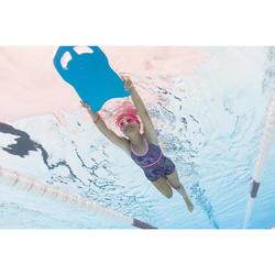 Bañador de natación una pieza niña Riana vestido Eve verde