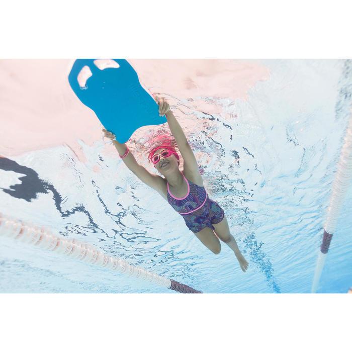 Maillot de natation fille une pièce Riana dress Eve rose