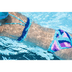 Maillot de natation fille deux pièces Riana STA rose
