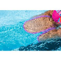 Maillot de bain de natation fille une pièce Heva + Rêve bleu