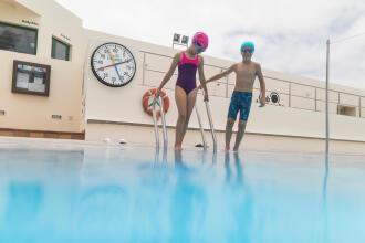 Natação escolar: 8 perguntas acerca da piscina na escola