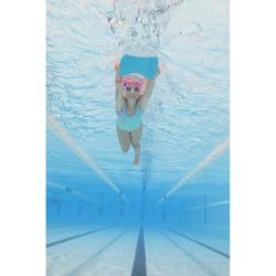 Zwembadpak meisjes Heva + Rêve blauw