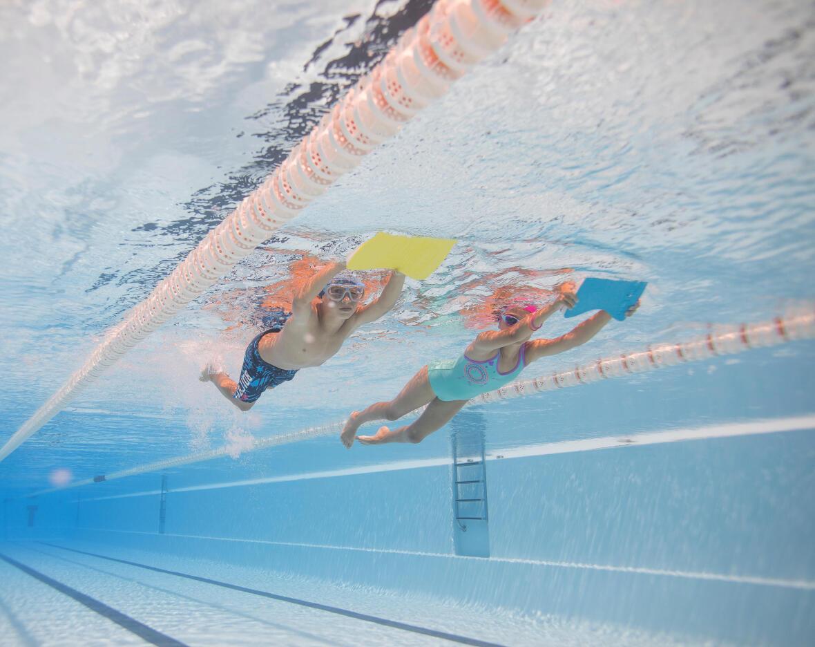 Natation scolaire : 8 questions sur la piscine à l'école