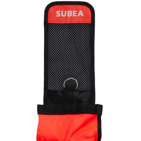 SCD 900 surface marker buoy orange