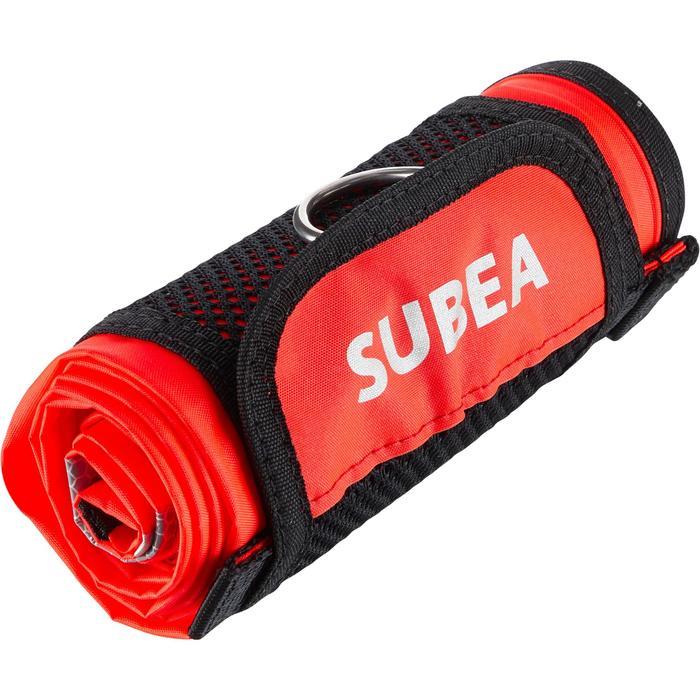 Boya Señalización Superficie Buceo Subea SCD 900 Naranja