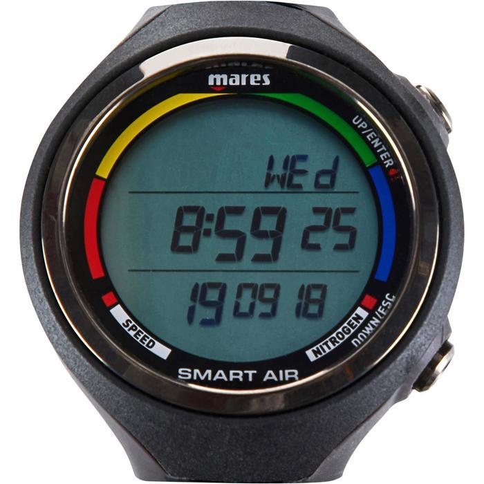 Tauch-Computer Uhrencomputer Smart schwarz/grau