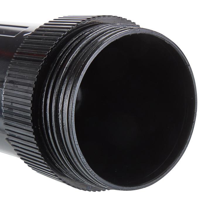 Wasserdichter Behälter oval schwarz