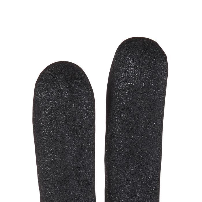 Textiel handschoenen met coating voor harpoenvissen 1 mm Maniflex