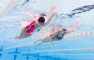 intermediate swimmer