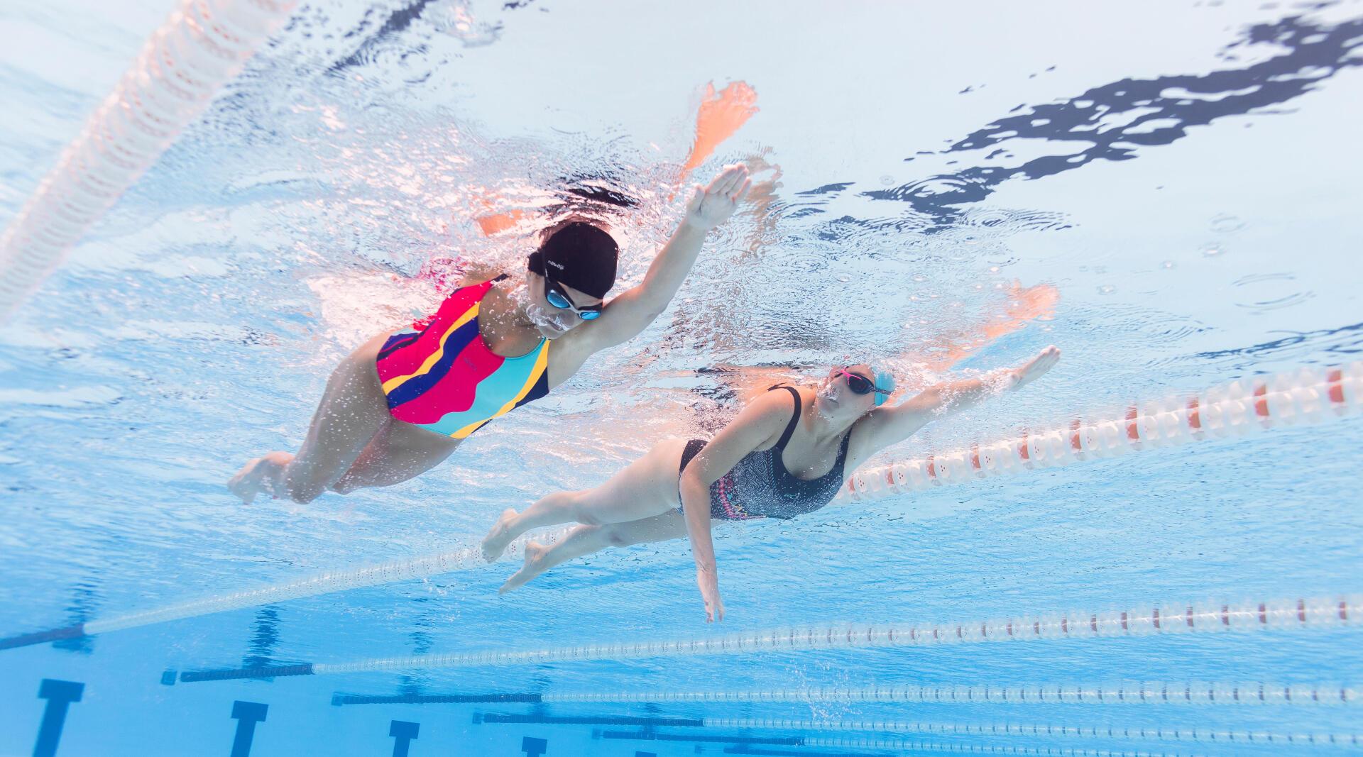Interm swimmer