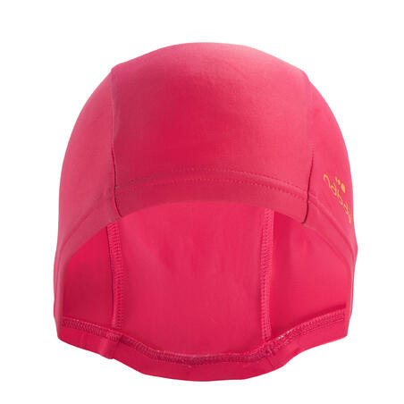 Mesh swimming cap