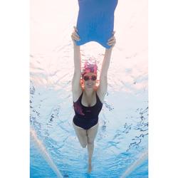 Badeanzug Heva+ Damen marineblau