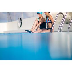 Zwemtop voor dames Vega NBJ rood blauw