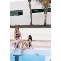 Badeanzug Taïs Mao Damen schwarz