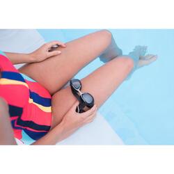 Badeanzug Riana Reci Damen dunkelblau