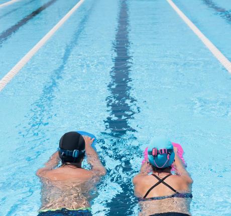 Nos conseils pour trouver un club de natation