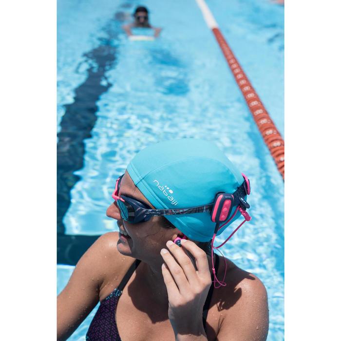 Mp3-speler en oortjes om te zwemmen SwimMusic 100 V2 roze