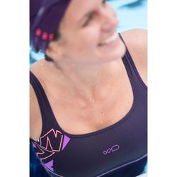 Badeanzug Heva+ Damen violett